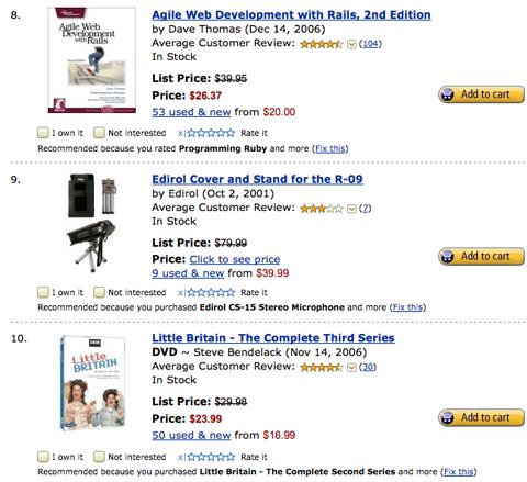 Amazon Before Kids