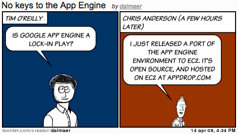 App Engine Locks