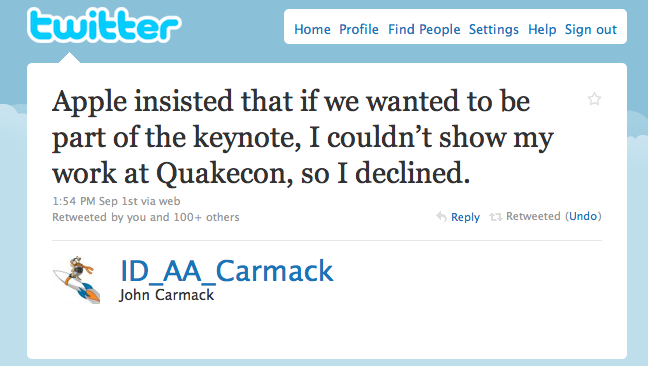 carmack onerous terms