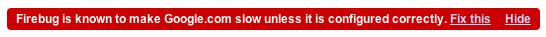 Gmail Firebug