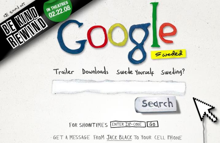 Google Sweded