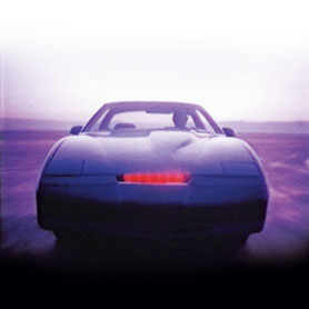 Kitt of Knight Rider