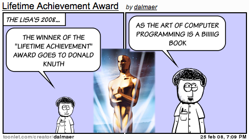 Lisa Awards: Lifetime Achievement