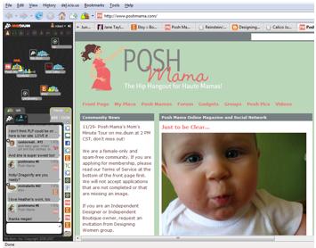 Posh Mama