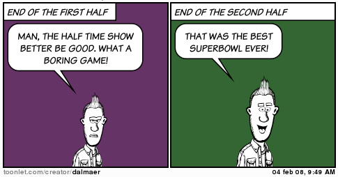 Best worst superbowl