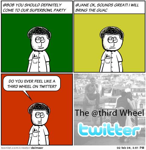 The @third Wheel