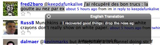 Translate Bookmarklet
