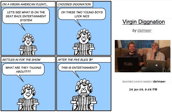 Virgin Diggnation